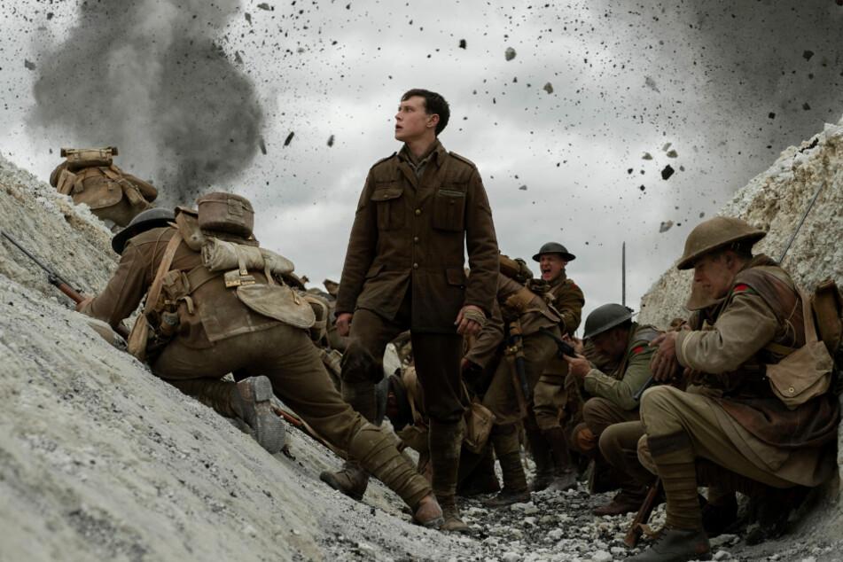 """Das beste Werk des Jahres ist der Anti-Kriegsfilm """"1917"""" von Regisseur Sam Mendes mit George McKay. Selten hat ein Kriegsfilm eine so große Kraft und Wucht entfaltet, war so grandios anzusehen."""