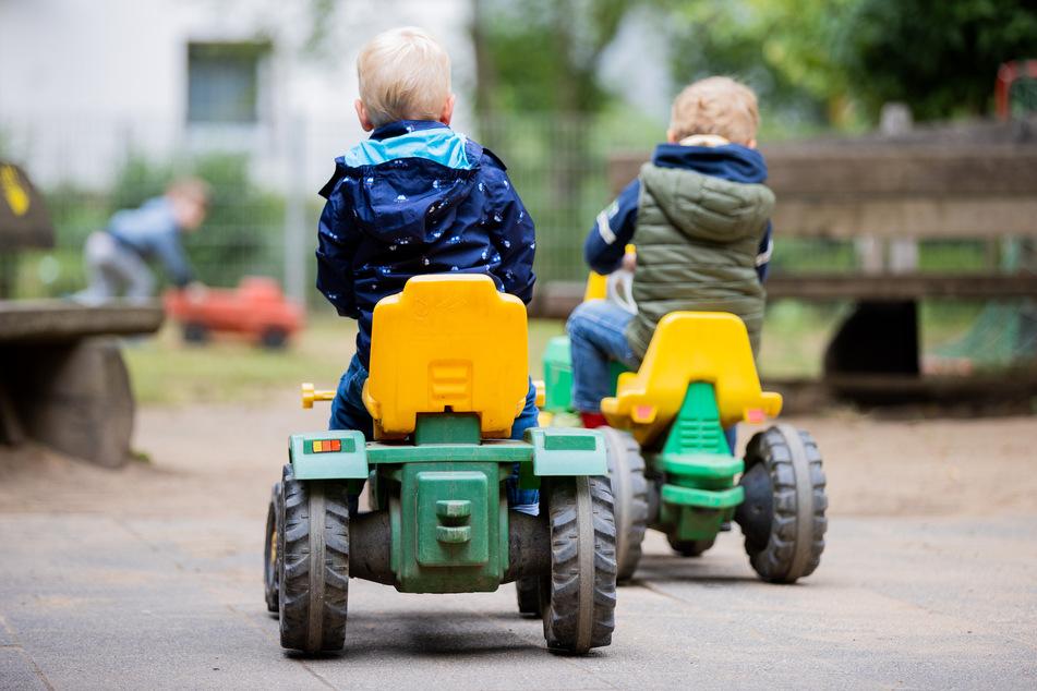 In NRW haben die Kitas seit Montag (8. Juni) wieder grundsätzlich für alle Kinder geöffnet (Archivbild).