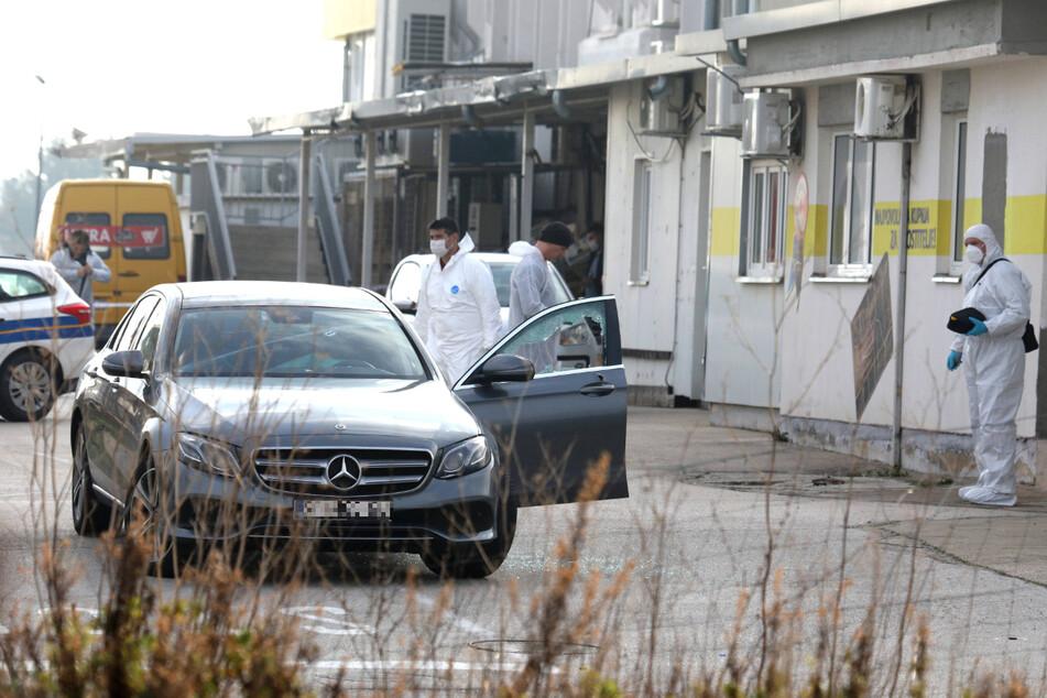 Amoklauf! Bäckerei-Besitzer erschießt vier Menschen