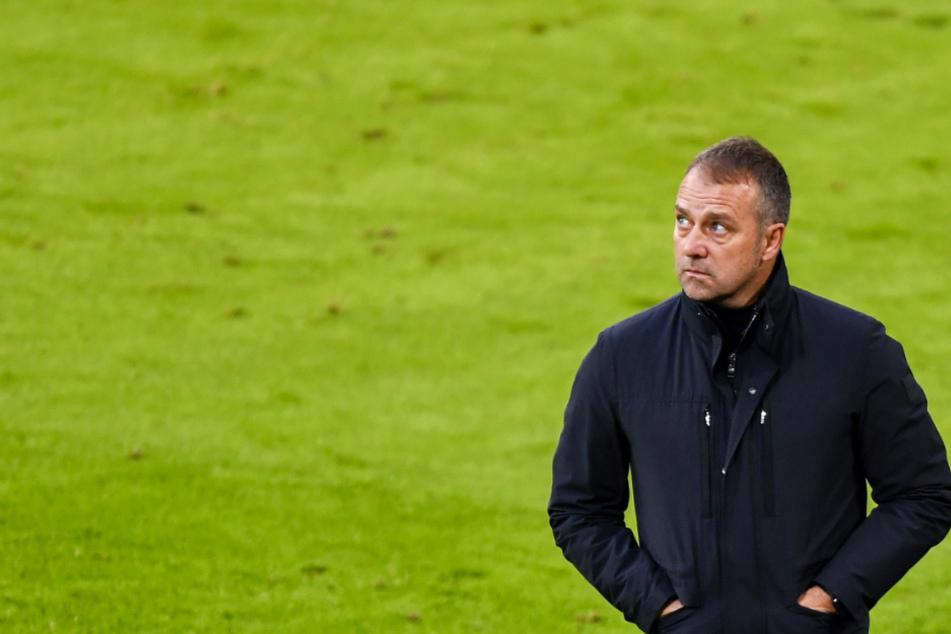 Für Hansi Flick war es das 50. Pflichtspiel als Cheftrainer beim FC Bayern München.