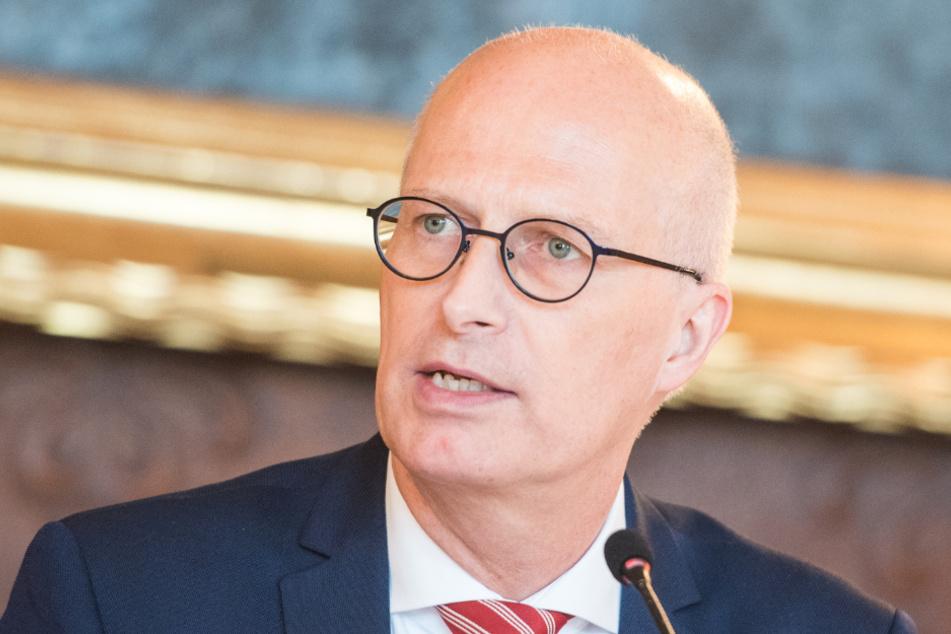 Bürgermeister Peter Tschentscher unterstützt das Konjunkturpaket der Bundesregierung. (Archivbild)