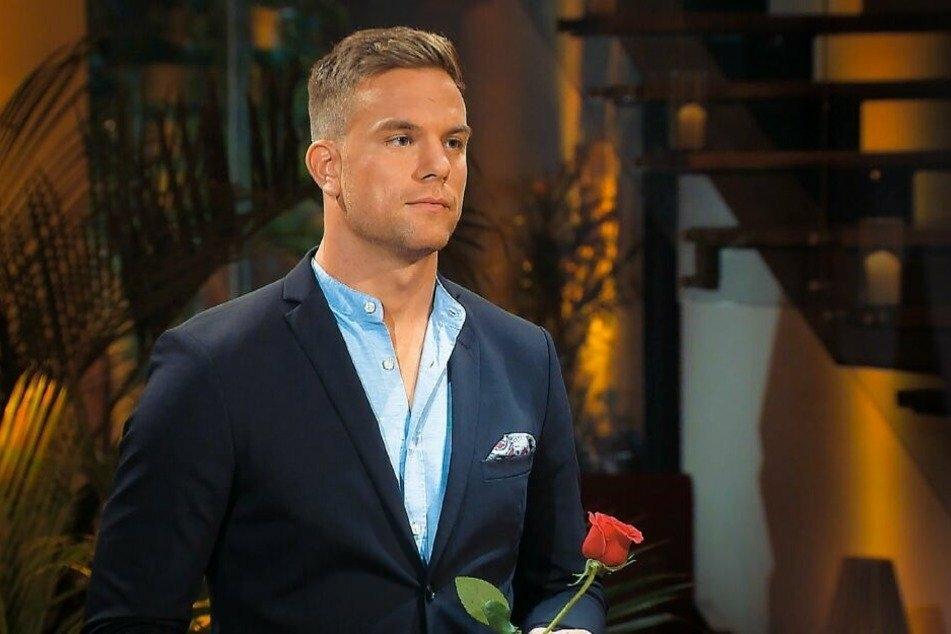 Bei RTL verteilte er Rosen. Am Ende ging er ohne Frau aus der Sendung. (Archiv)