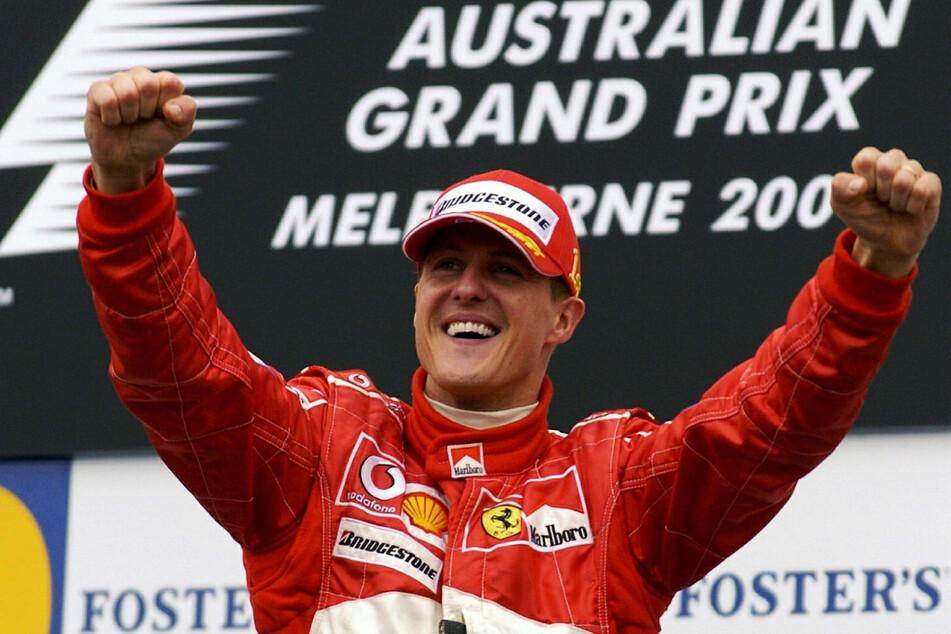 Michael Schumacher ist ein Idol. Sieben Titel gewann er in der Formel 1.