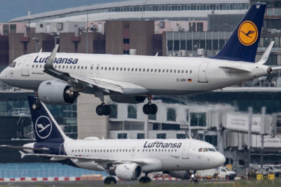 EU-Kommission genehmigt Rettungspaket für Lufthansa