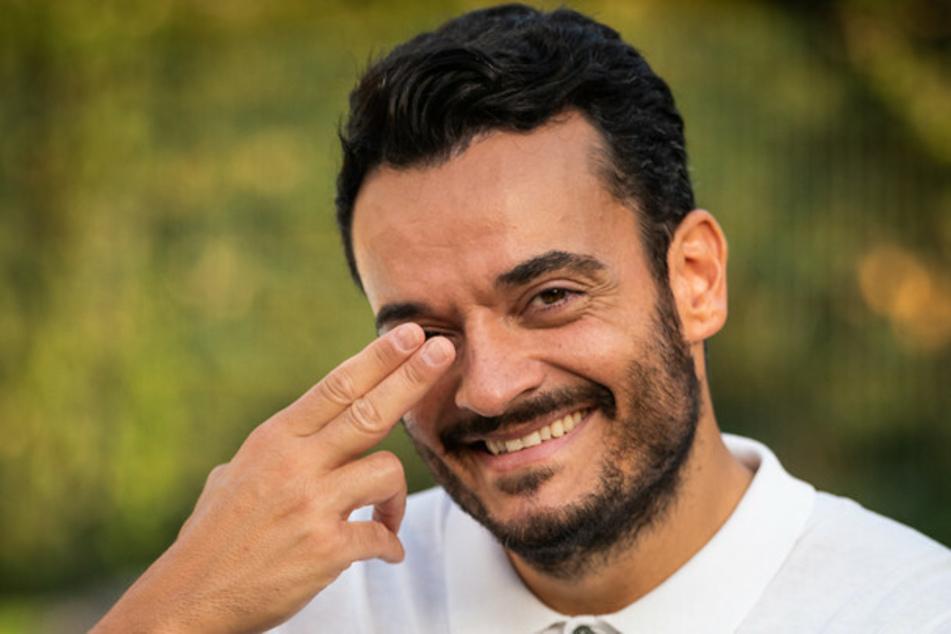 Mit dem Zweiten sieht er besser: Schlagersänger Giovanni Zarrella (42) moderiert ab Herbst 2021 eine Musikshow im ZDF.