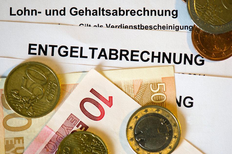 Die Corona-Pandemie beeinflusst die sächsischen Gehälter negativ.