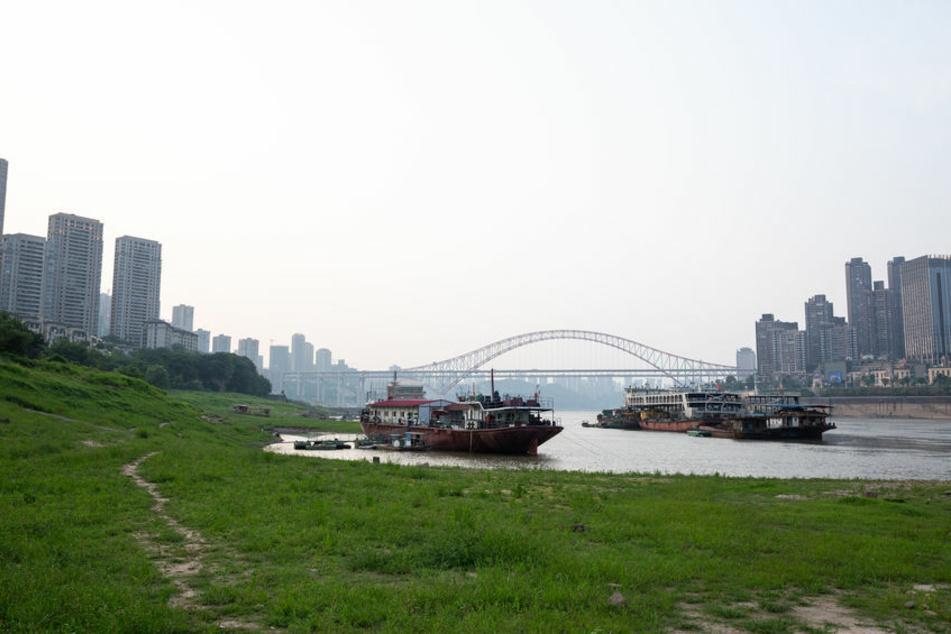 Das traurige Ereignis geschah am Rande der Stadt Chongqing.