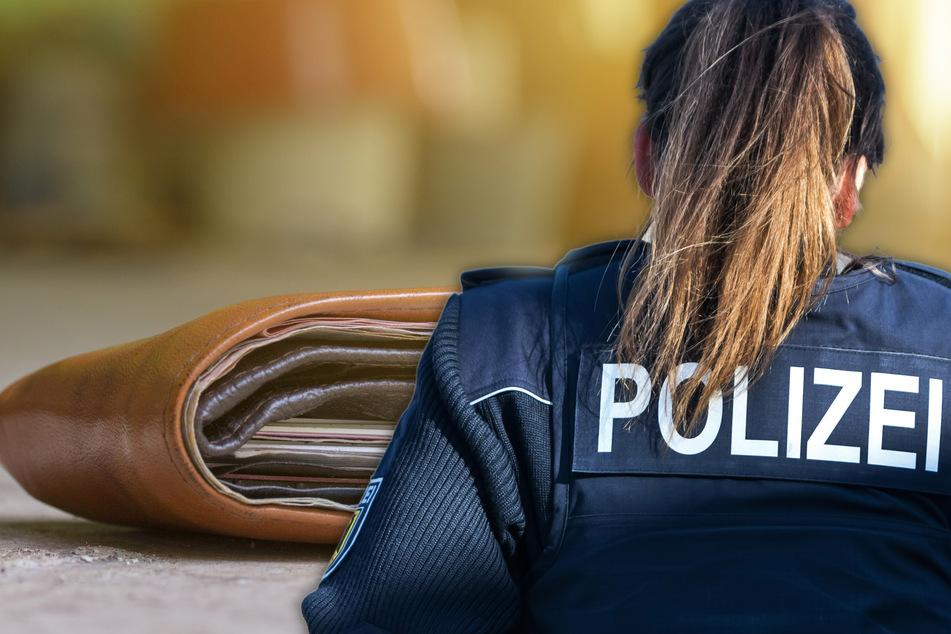 Tierischer Polizeieinsatz: Mann vermisst prallgefüllte Geldbörse: Als die Beamten eintreffen, ist alles klar