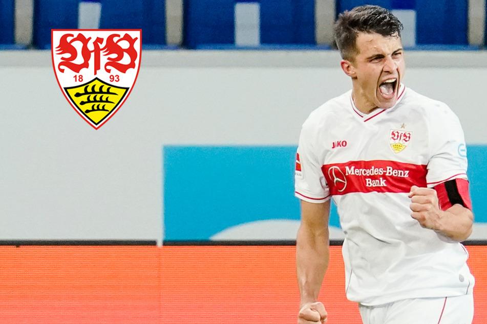 VfB Stuttgart will mit Verteidiger Kempf verlängern