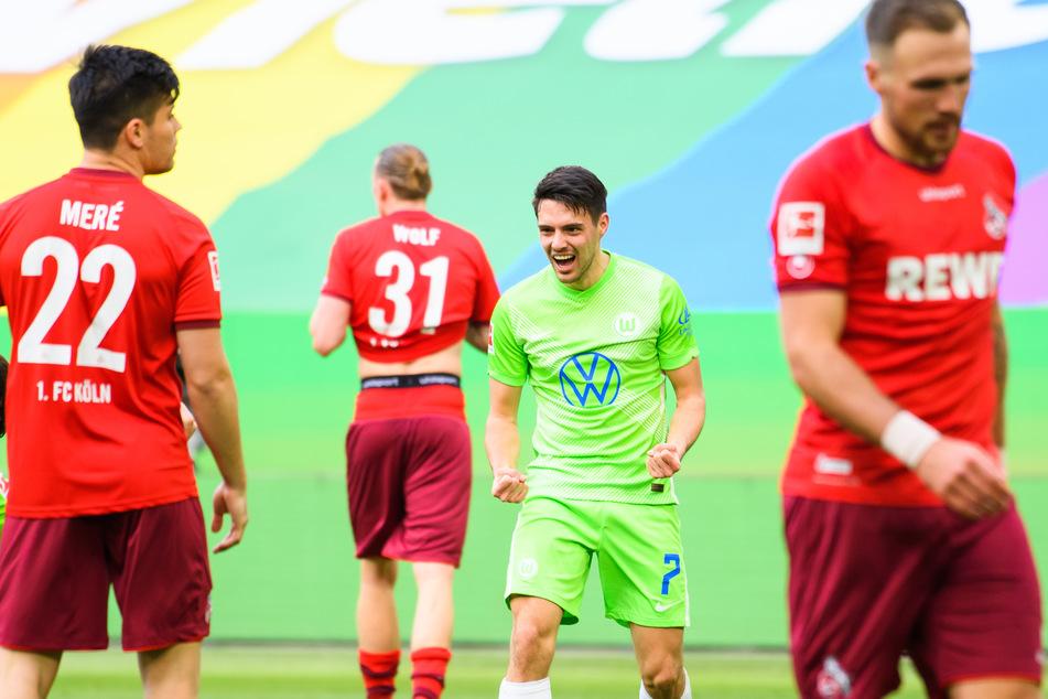 Beim VfL Wolfsburg verloren die Kölner am Ostersamstag 0:1.