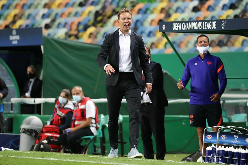 Julian Nagelsmann (33) feierte mit RB Leipzig durch den Halbfinaleinzug in der Champions League den größten Erfolg der Vereinsgeschichte.