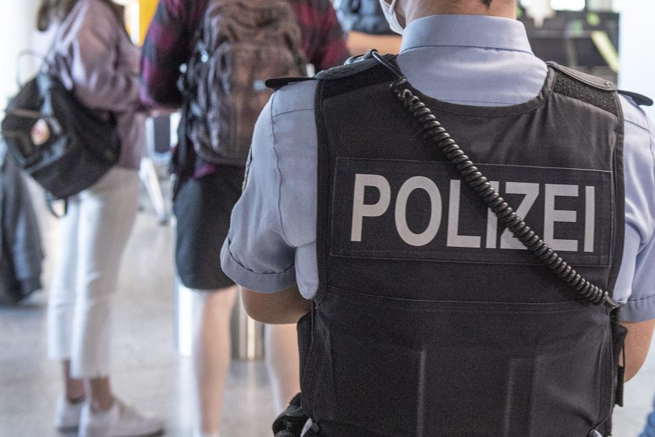 Die Bundespolizei am Frankfurter Flughafen hatte in den vergangenen Tagen alle Hände voll zu tun. (Symbolfoto)