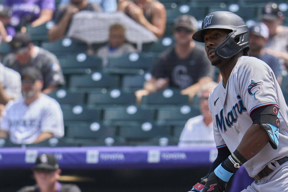 Brinson hears racial slur despite Rockies' incident finding and suggests change