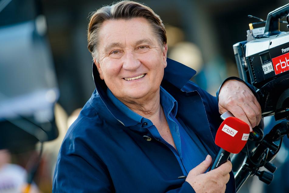 Ulli Zelle (69) berichtet seit 1985 für die Berliner Abendschau als Reporter.