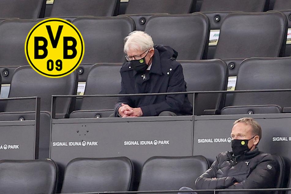"BVB-Boss Watzke deprimieren Geisterspiele: ""Sterile Atmosphäre"""