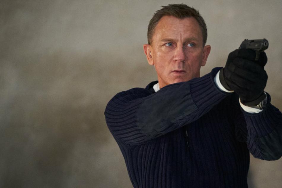 """Wird der neue James-Bond-Film """"Keine Zeit zu sterben"""" gar nicht im Kino zu sehen sein?"""