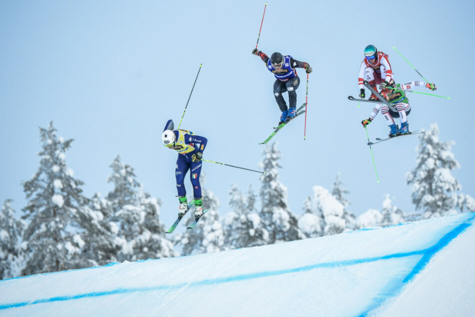 Skicrosser wollen beim Heimweltcup Schwung für die WM holen