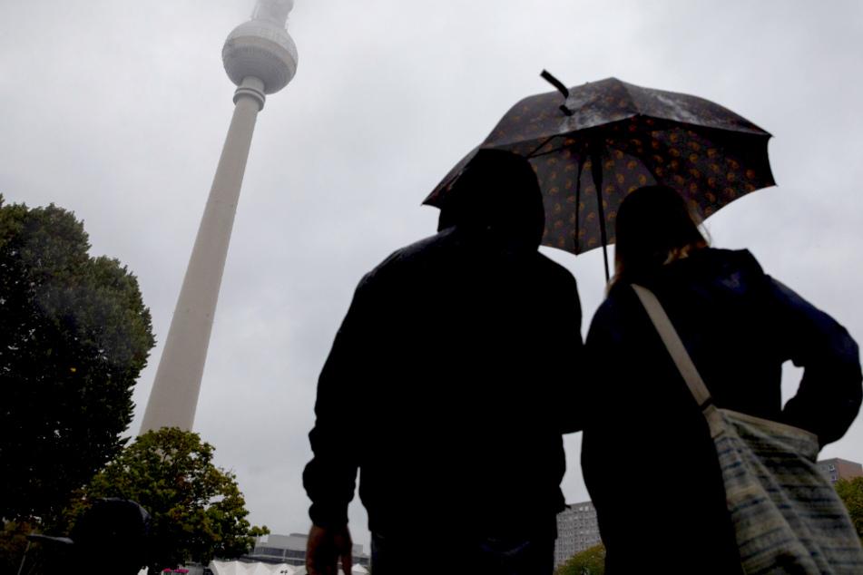 Wetter in Berlin und Brandenburg: Es soll wieder ungemütlicher werden!