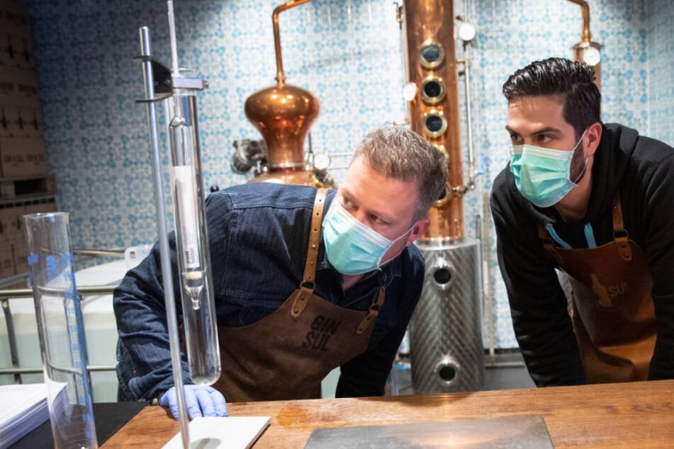 """Reinigen statt Reinkippen: """"Gin Sul"""" rüstet Produktion um!"""