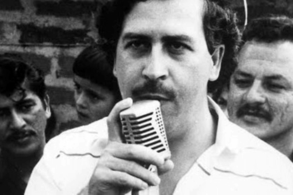Pablo Escobar was one of the most successful drug lords in history (archive image).