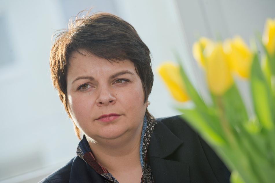 Stefanie Drese (44, SPD), Sozialministerin von Mecklenburg-Vorpommern, setzt sich für die Corona-Impfungen ein.