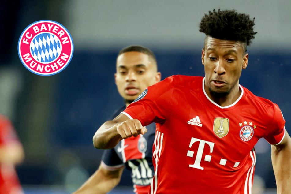 Kingsley Coman: Zukunft beim FC Bayern München oder geht es in die Premier League?