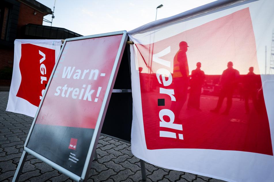 Neue Warnstreiks in NRW: Verwaltungs-Mitarbeiter aufgerufen