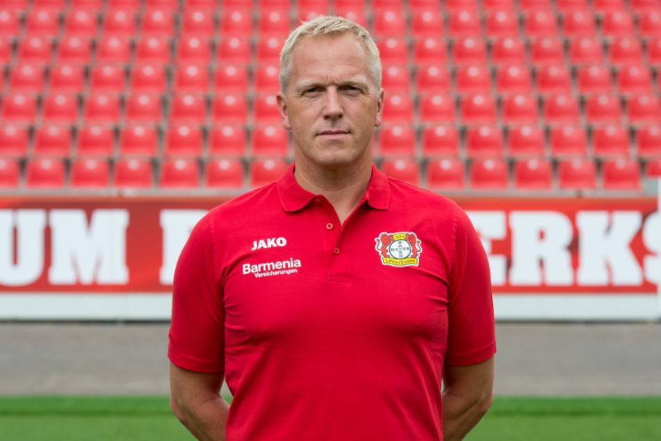 Oliver Bartlett (hier noch zu seiner Leverkusen-Zeit) wird beim VfB Athletiktrainer. (Archiv)