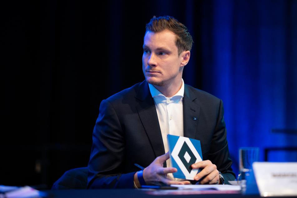 Marcell Jansen (35) hat sich dafür entschieden, erneut für die Präsidentschaft beim Hamburger SV e.V. zu kandidieren. (Archivfoto)