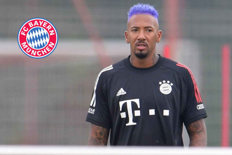 Bayern-Bosse knallhart! Für Jérôme Boateng ist im Sommer wohl Schluss!