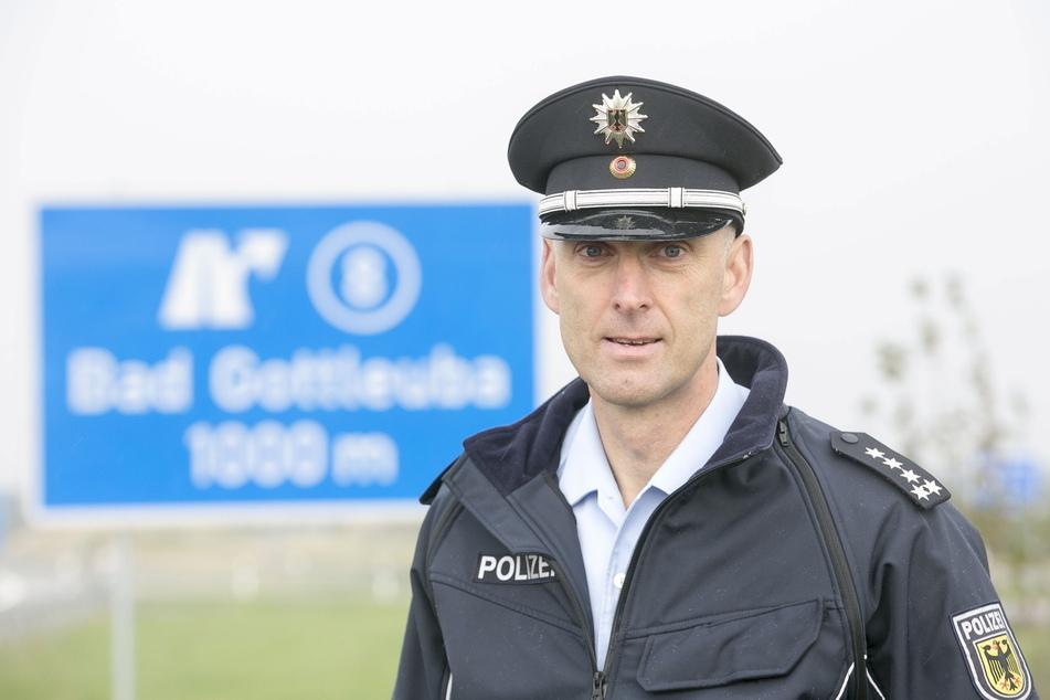 Bundespolizeisprecher Christian Meinhold (52) geht davon aus, dass sich die Lage in den nächsten Tagen beruhigt.