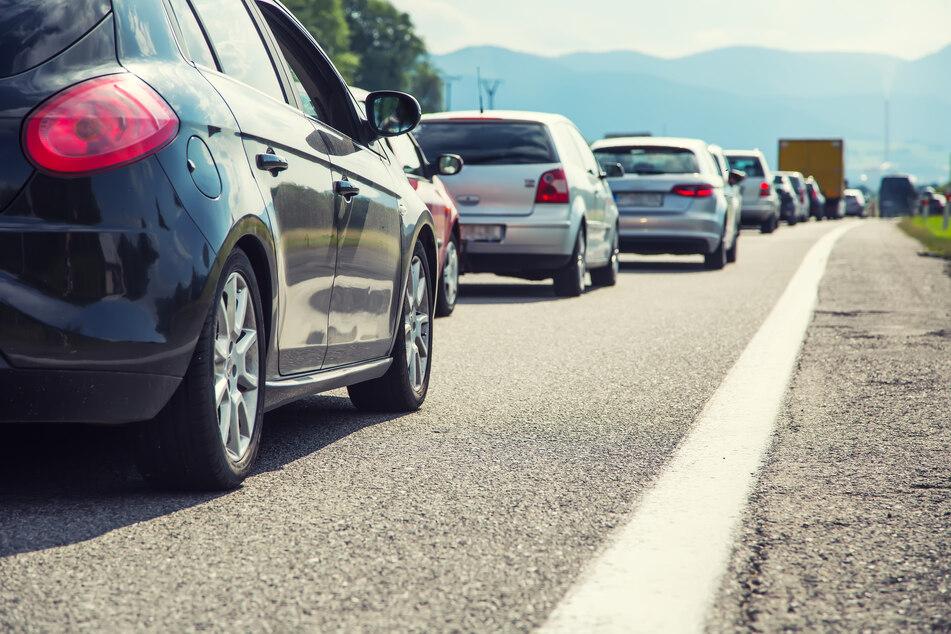 Zwischen Leipzig und Wittenberg könnte sich künftig der Verkehr stauen. (Symbolfoto)