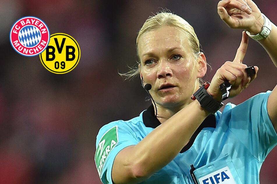 Bibi-Hammer: Steinhaus pfeift Supercup-Finale und macht dann Schluss!