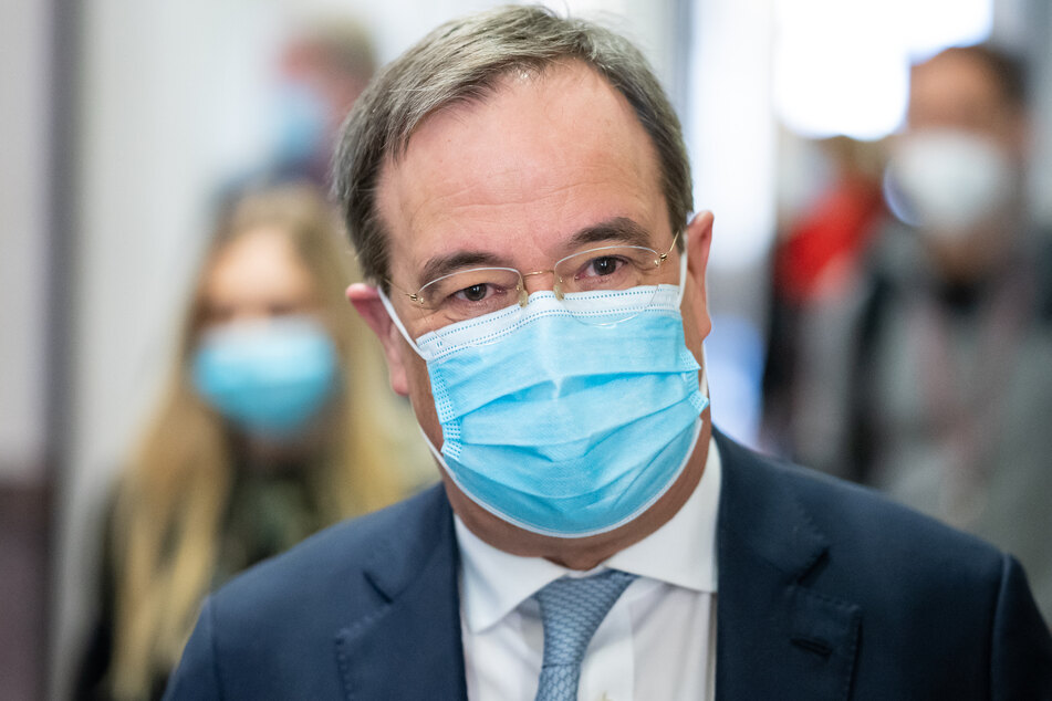 Der CDU-Bundesvorsitzende Armin Laschet (60).