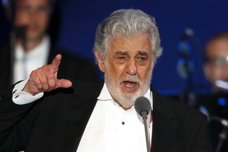 Opernsänger Placido Domingo (79) wird beschuldigt, sexuell übergriffig geworden zu sein.