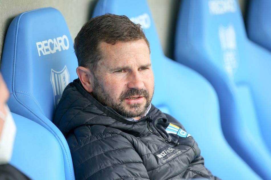 Sport-Geschäftsführer Marc Arnold (50) ist sich bewusst, dass seinem Chemnitzer FC eine schwierige Saison bevorsteht.