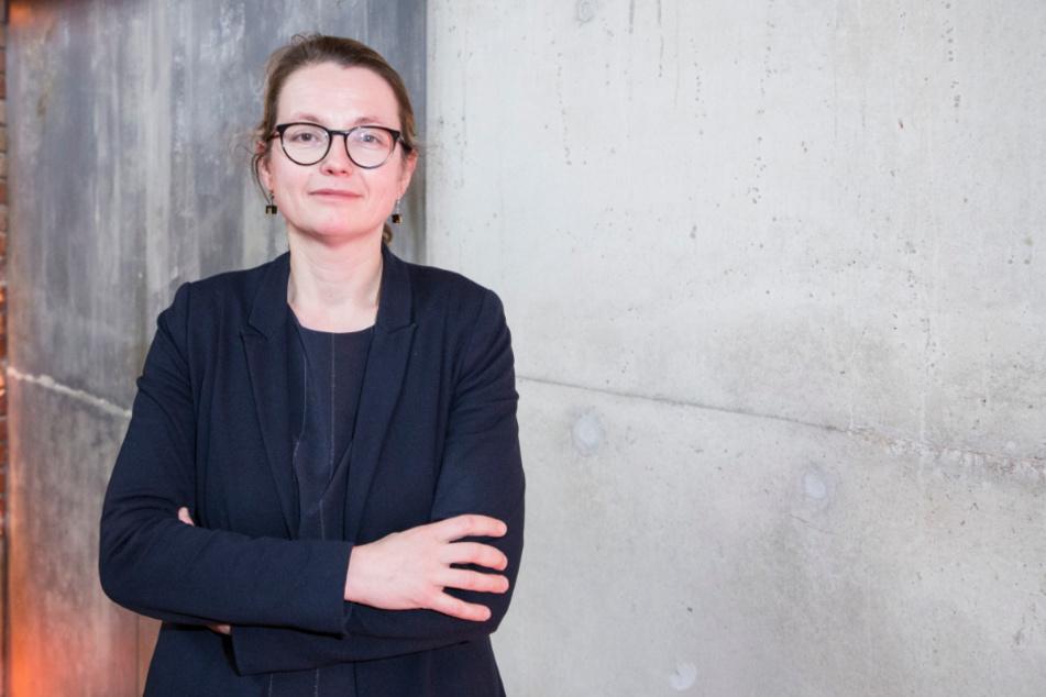 Ist zu Zugeständnissen bereit: Kulturbürgermeisterin Annekatrin Klepsch (42, Linke).