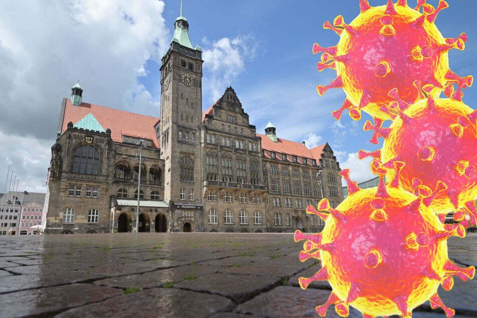 Coronavirus in Chemnitz: Inzidenz sinkt weiter