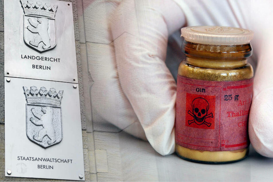 Vom Partner besessen: Heimtückische Giftmischerin muss in den Knast