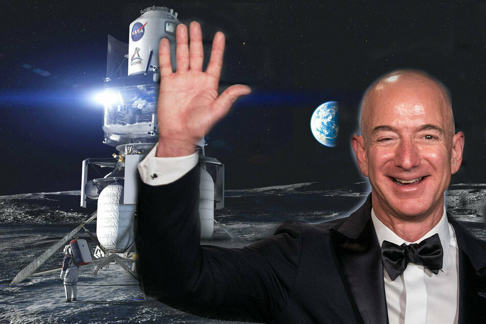 Petitions asking for Jeff Bezos not to be allowed back from space gather thousands of signatures