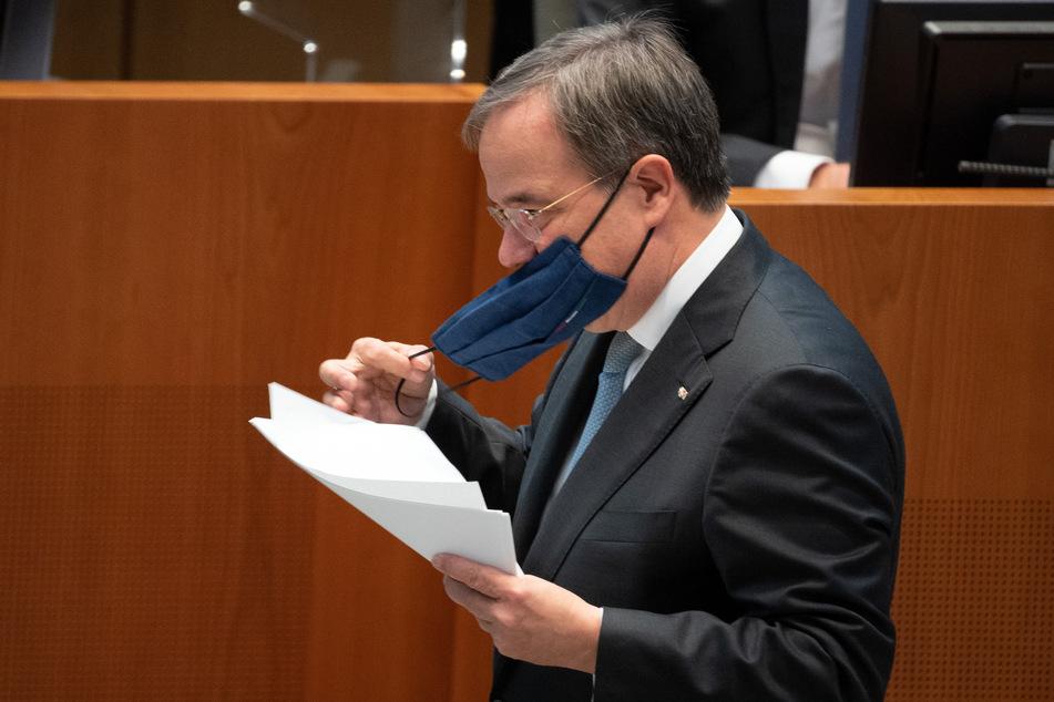 NRW-Ministerpräsident Armin Laschet (59, CDU) appelliert in einem offenen Brief an die Vernunft der Bürgern im Umgang mit Corona.