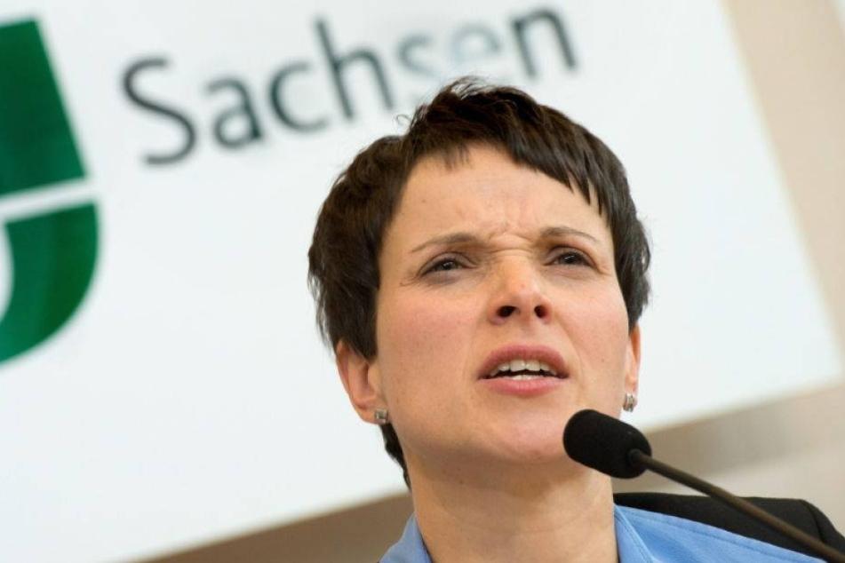 Petry: AfD-Mitglieder in Clausnitz beteiligt