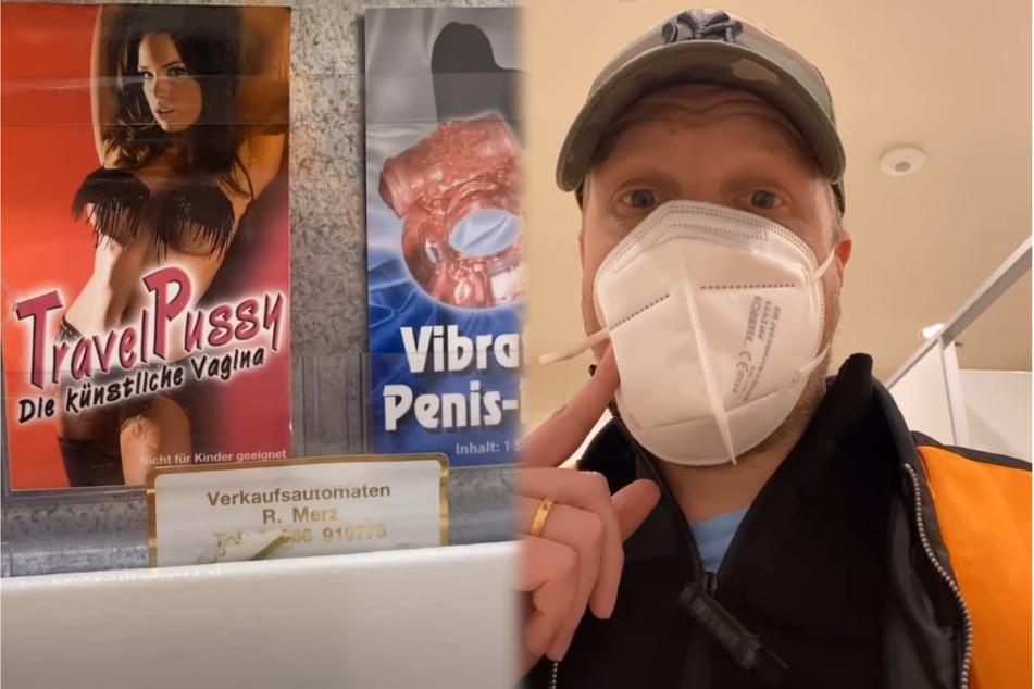 Oliver Pocher macht zwischen Penis-Ring und Kondomen überraschenden Fund