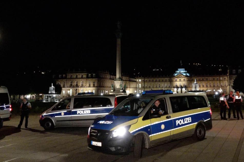 Eine Woche nach der Randale: So lief die Nacht in Stuttgart