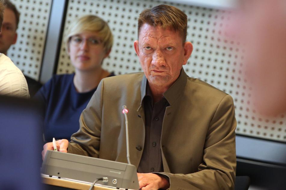 Ronald Gläser (47) ist AfD-Fraktionsvize im Berliner Abgeordnetenhaus. (Archivbild)