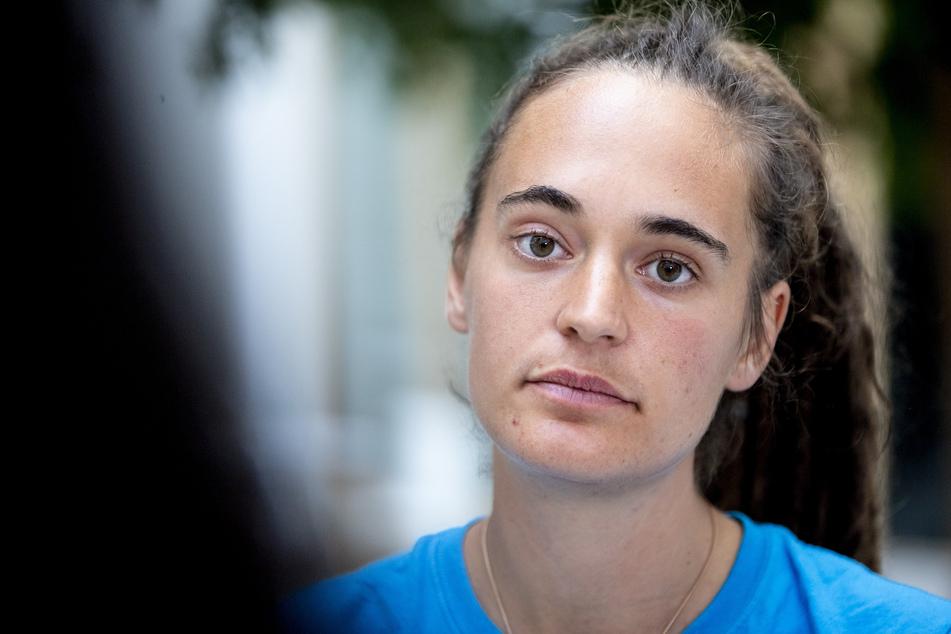 """""""Unmenschlich"""": Carola Rackete schießt gegen Seehofer und AfD"""