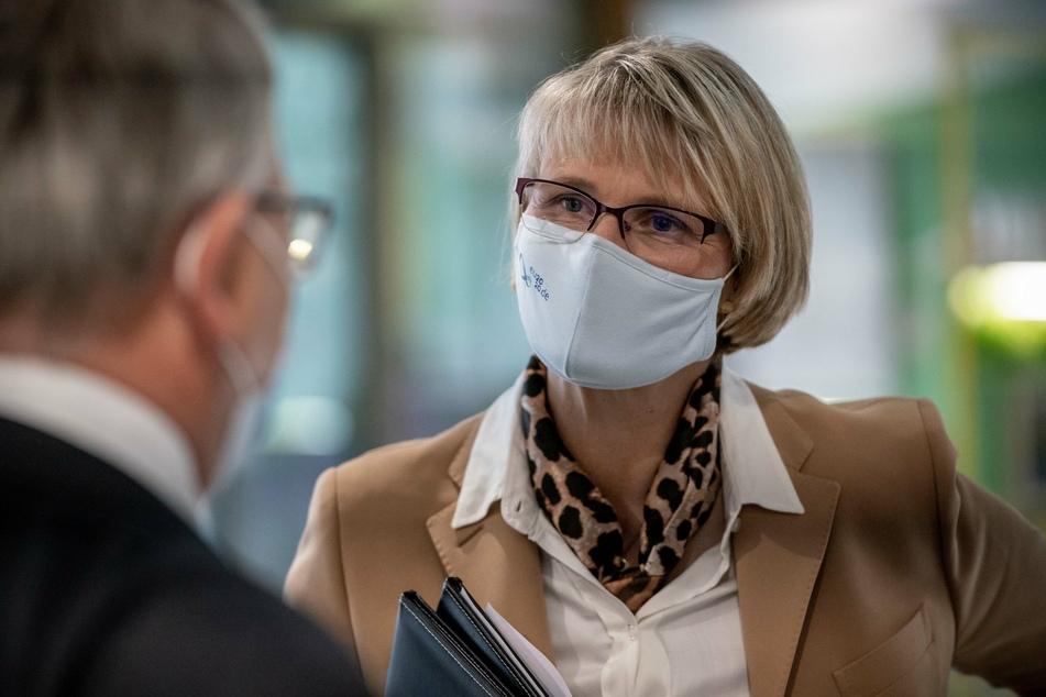 Forschungsministerin Anja Karliczek (49, CDU) wünscht sich für Europa eine Pandemie-Behörde.