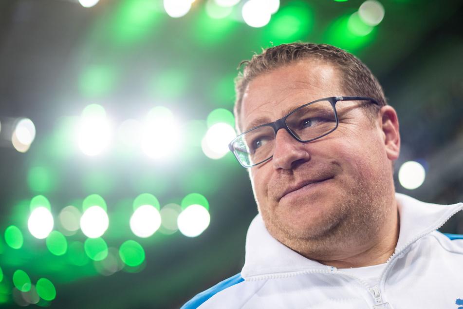 Max Eberl (46) ist Sportdirektor vom Bundesligisten Borussia Mönchengladbach.