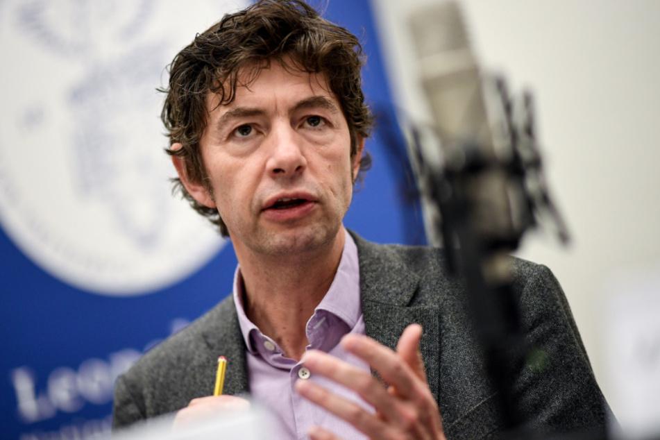 Berliner Virologe Christian Drosten (48).