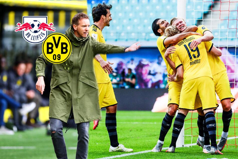 +++ RB Leipzig gegen BVB im DFB-Pokalfinal-Liveticker: Erling Haaland beginnt! +++